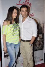 Preity Zinta, Rhehan Malliek at Ishq in Paris promotional activity in Cinemax, Mumbai on 30th April 2013 (27).JPG