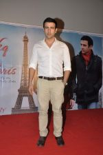 Rhehan Malliek at Ishq in Paris promotional activity in Cinemax, Mumbai on 30th April 2013 (91).JPG
