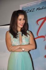 Sophie Choudry at Ishq in Paris promotional activity in Cinemax, Mumbai on 30th April 2013 (86).JPG