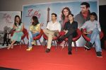 Sophie Choudry, Prem Raj, Preity Zinta, Rhehan Malliek at Ishq in Paris promotional activity in Cinemax, Mumbai on 30th April 2013 (22).JPG