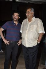 Anil Kapoor, Boney Kapoor at Anil Kapoor_s screening of Shootout at Wadala in Cinemax, Mumbai on 2nd May 2013 (55).JPG