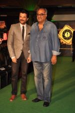 Anil Kapoor, Boney Kapoor at the launch of Mandate magazine and judge man hunt in Mumbai on 4th May 2013 (66).JPG
