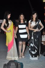 Adah Sharma, Vanya Mishra at Riyaz Gangji and Shouger Merchant Show in Sea Princess, Mumbai on 5th May 2013 (200).JPG