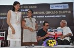 Sanjay Dutt & Priya Dutt Memorial Donate a Mobile Mamography Unit for good cause in Bandra, Mumbai on 5th May 2013 (59).JPG
