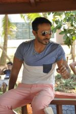 Nikhil Chinnapa on the sets of MTV Splitsvilla in Kerala on 6th May 2013 (38).JPG