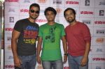 Kunal Khemu,  Anand Tiwari at Go Goa Gone promotions at MOD in Bandra, Mumbai on 7th May 2013 (55).JPG