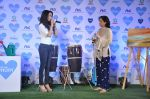 Shraddha Kapoor with mom at P&G thank you mom event in Bandra, Mumbai on 8th May 2013 (34).JPG