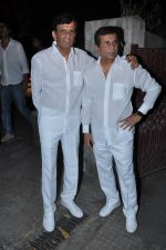 Abbas Mastan at the Special screening of go goa gone by kunal khemu in Ketnav, Mumbai on 9th May 2013 (6).JPG