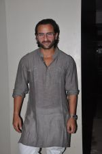 Saif Ali Khan at go goa gone screening in Lightbox, Mumbai on 9th May 2013 (15).JPG