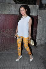 Sophie Chaudhary at the Special screening of go goa gone by kunal khemu in Ketnav, Mumbai on 9th May 2013 (19).JPG