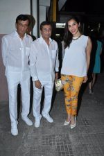 Sophie Chaudhary, Abbas Mastan at the Special screening of go goa gone by kunal khemu in Ketnav, Mumbai on 9th May 2013 (24).JPG