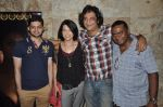 Shadab Kamal, Shilpa Shukla, Ajay Bahl at the Special Screening of BA Pass in lightbox, Juhu, Mumbai on 10th May 2013 (27).JPG