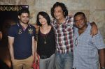 Shadab Kamal, Shilpa Shukla, Ajay Bahl at the Special Screening of BA Pass in lightbox, Juhu, Mumbai on 10th May 2013 (28).JPG