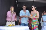Ajay Devgan, Kajol at Clean Lonavala program in Mumbai on 11th May 2013 (35).JPG