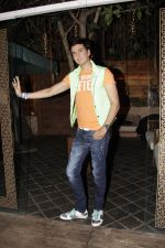 Dev Goel at the press conference of Hum Hai Raahi Car Ke in Suburban Lounge, Mumbai on 11th May 2013 (3).jpg