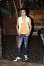 Dev Goel at the press conference of Hum Hai Raahi Car Ke in Suburban Lounge, Mumbai on 11th May 2013 (4).jpg