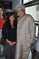 Zoya Akhtar, Javed Akhtar at Whistling woods event in Mumbai on 12th May 2013 (18).JPG