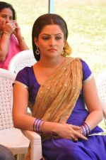 Nisha Parulekar at the Mahurat of Marathi movie Full to Dhamaal in Madh, Mumbai on 13th May 2013 (50).JPG