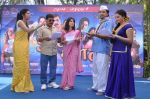 Sanjay Narvekar, Smita Gondkar and Nisha Parulekar at the Mahurat of Marathi movie Full to Dhamaal in Madh, Mumbai on 13th May 2013 (92).JPG