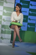 Parineeti Chopra launch WeChat in India in Taj Colaba, Mumbai on 14th May 2013 (52).JPG