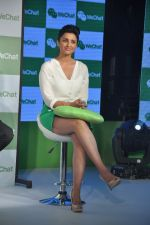 Parineeti Chopra launch WeChat in India in Taj Colaba, Mumbai on 14th May 2013 (70).JPG