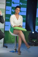 Parineeti Chopra launch WeChat in India in Taj Colaba, Mumbai on 14th May 2013 (71).JPG