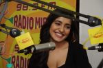 Neha Sharma at Radio Mirchi studio for the promotion of Yamla Pagla Deewana 2 in Lower Parel, Mumbai on 16th May 2013 (1).JPG