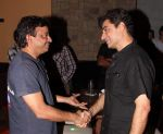 Ramgopal Varma and Indra Kumar at Shabina Khan_s birthday party at Kino 108. Picture by Siddhant Gill.jpg