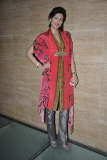 YUkta Mookhey at Pria Kataria_s new collection launch in F Bar, Mumbai on 16th May 2013 (24).JPG