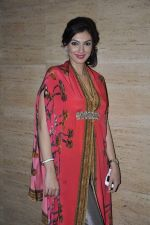 YUkta Mookhey at Pria Kataria_s new collection launch in F Bar, Mumbai on 16th May 2013 (25).JPG
