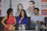 Sophie Choudry, Preity Zinta, Rhehan Malliek at Ishq in Paris promotions in Infinity Mall, Mumbai on 17th May 2013 (24).JPG