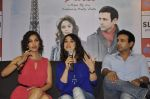 Sophie Choudry, Preity Zinta, Rhehan Malliek at Ishq in Paris promotions in Infinity Mall, Mumbai on 17th May 2013 (25).JPG