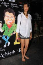 Achint Kaur at Ashiesh Roy_s Birthday Party in Mumbai on 18th May 2013.JPG