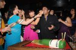 Nishigandha Wad with Ashiesh Roy at Ashiesh Roy_s Birthday Party in Mumbai on 18th May 2013 (2).JPG