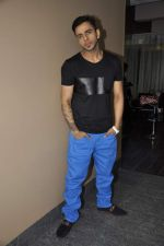 Juggy D on location of film Love You Soniye in Cest La Vie on 18th May 2013 (17).JPG