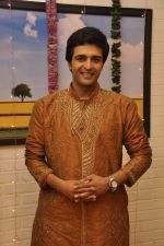 Sachin Shroff at Sahara_s Niyati TV serial - Engagement ceremony shoot in Goregaon on 19th May 2013 (4).JPG