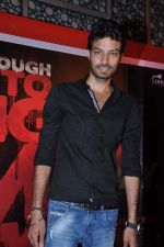 Aakash Dahiya at D-Day film promo launch in Cinemax, Mumbai on 23rd May 2013 (78).JPG