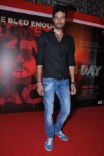 Aakash Dahiya at D-Day film promo launch in Cinemax, Mumbai on 23rd May 2013 (80).JPG
