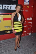 Mugdha Godse at Ishq in Paris premiere in PVR, Mumbai on 23rd May 2013 (86).JPG