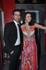 Preity Zinta, Rhehan Malliek at Ishq in Paris premiere in PVR, Mumbai on 23rd May 2013 (126).JPG