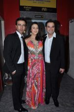 Preity Zinta, Rhehan Malliek, Prem Raj at Ishq in Paris premiere in PVR, Mumbai on 23rd May 2013 (135).JPG