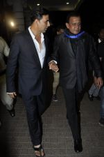 Akshay Kumar, Mithun Chakraborty at Enemmy launch in Mumbai on 24th May 2013 (45).JPG