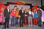 Farah Khan, Mithun Chakraborty, Marzi Pestonji at Dance India Dance Super Mom Launch in Mumbai on 24th May 2013 (36).JPG