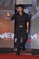 Mimoh Chakraborty at Enemmy launch in Mumbai on 24th May 2013 (13).JPG