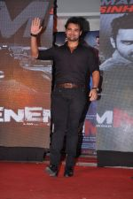Mimoh Chakraborty at Enemmy launch in Mumbai on 24th May 2013 (14).JPG
