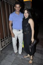 Sharman Joshi at Kunal Khemu_s Birthday bash in Khar, Mumbai on 24th May 2013 (23).JPG