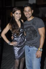Soha ALi Khan, Kunal Khemu at Kunal Khemu_s Birthday bash in Khar, Mumbai on 24th May 2013 (10).JPG