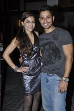 Soha ALi Khan, Kunal Khemu at Kunal Khemu_s Birthday bash in Khar, Mumbai on 24th May 2013 (6).JPG