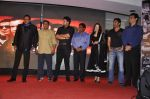 Sunil Shetty, Akshay Kumar, Mimoh Chakraborty, Mithun Chakraborty, Johnny Lever, Yuvika Chaudhary at Enemmy launch in Mumbai on 24th May 2013 (49).JPG