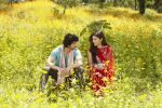 Girish Kumar, Shruti Haasan in the still from movie Ramaiya Vastavaiya (106).JPG